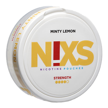 Minty Lemon Large Strong