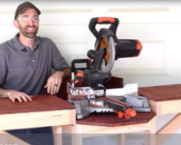 Building a Portable Miter Saw Station by Specific Love Creations