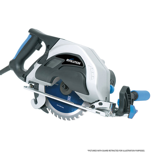 EVOSAW180: Metal Cutting Circular Saw With 7 in. Blade - Evolution Power Tools LLC