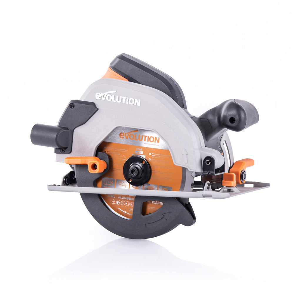 R165CCSL: Multi-Material Cutting Circular Saw With 6-1/2 in. Blade