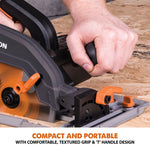 R185CCSX+: Multi-Material Cutting Circular Saw 7-1/4 in. Blade - Evolution Power Tools LLC