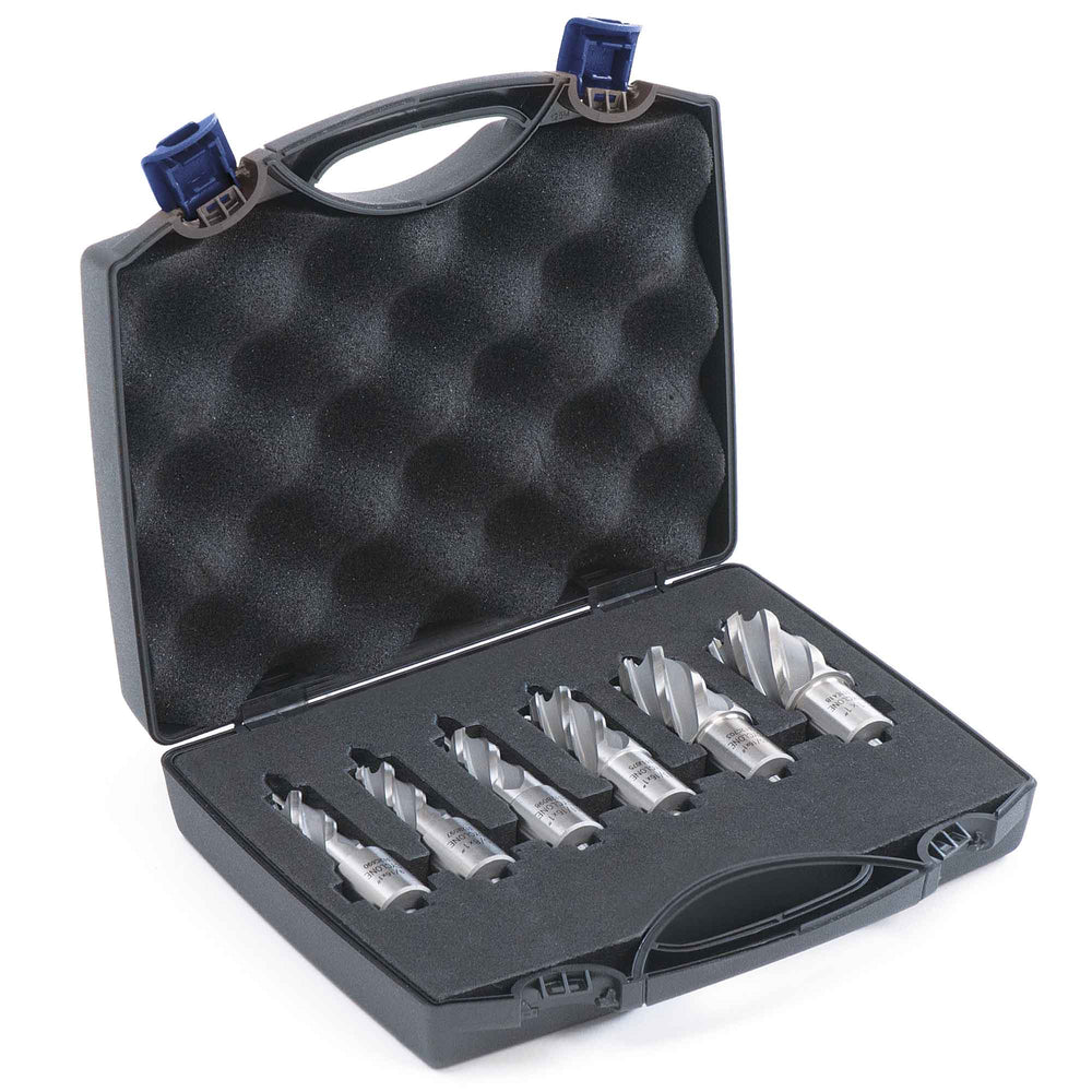 6pc 1 in. Depth Cutter Set