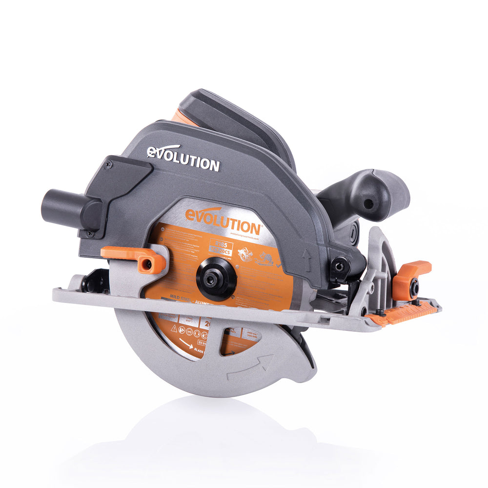 R185CCS: Multi-Material Cutting Circular Saw 7-1/4 in. Blade