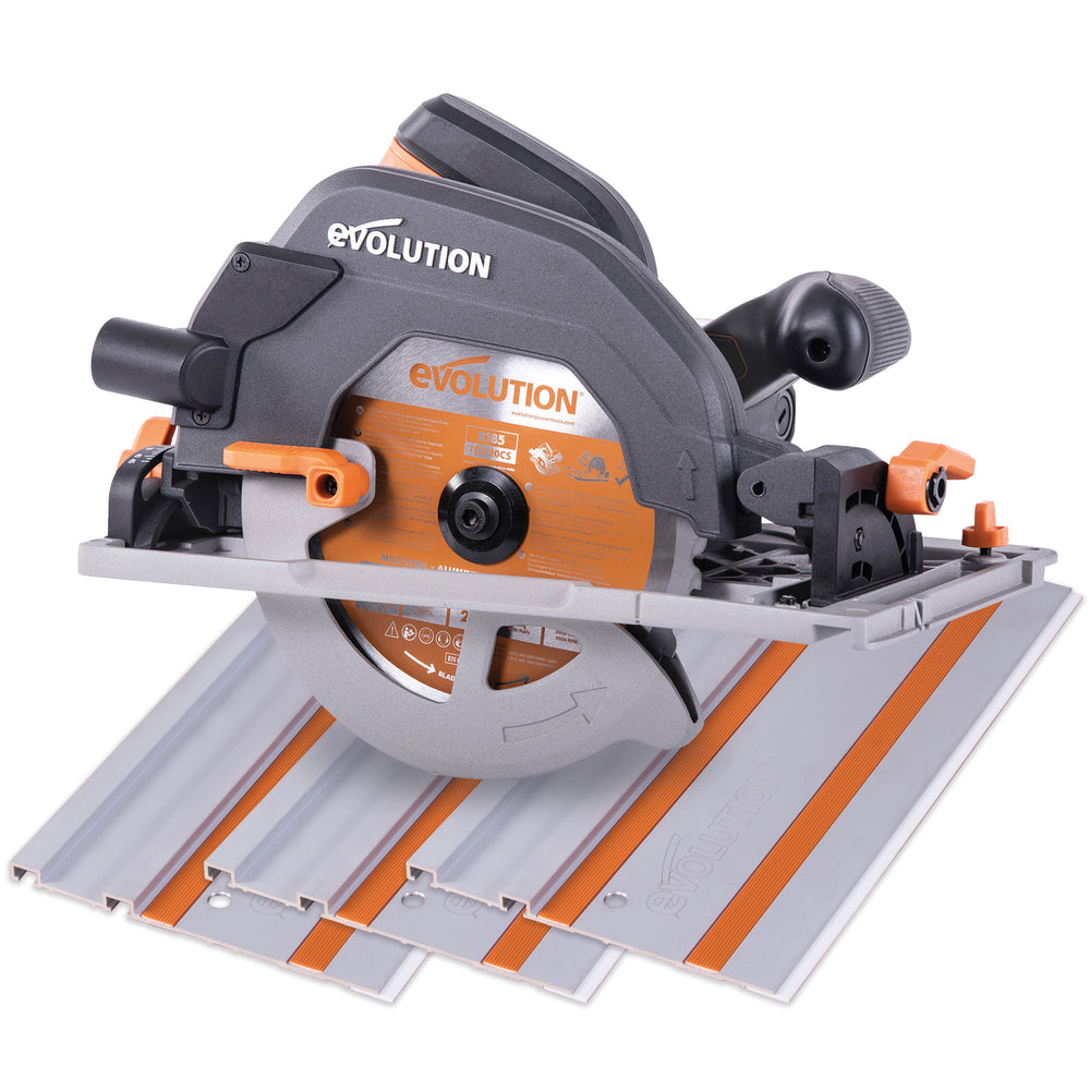 R185CCSX: Multi-Material Cutting Circular Saw 7-1/4 in. Blade
