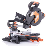 R255SMS+: Sliding Miter Saw With 10 in. Multi-Material Cutting Blade