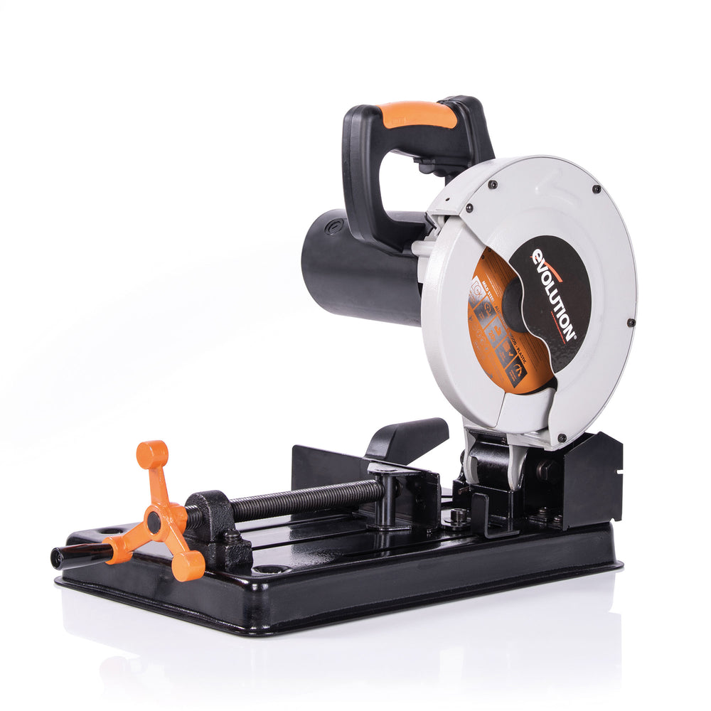 RAGE4: Multi-Material Cutting Chop Saw With 7-1/4 in. Blade