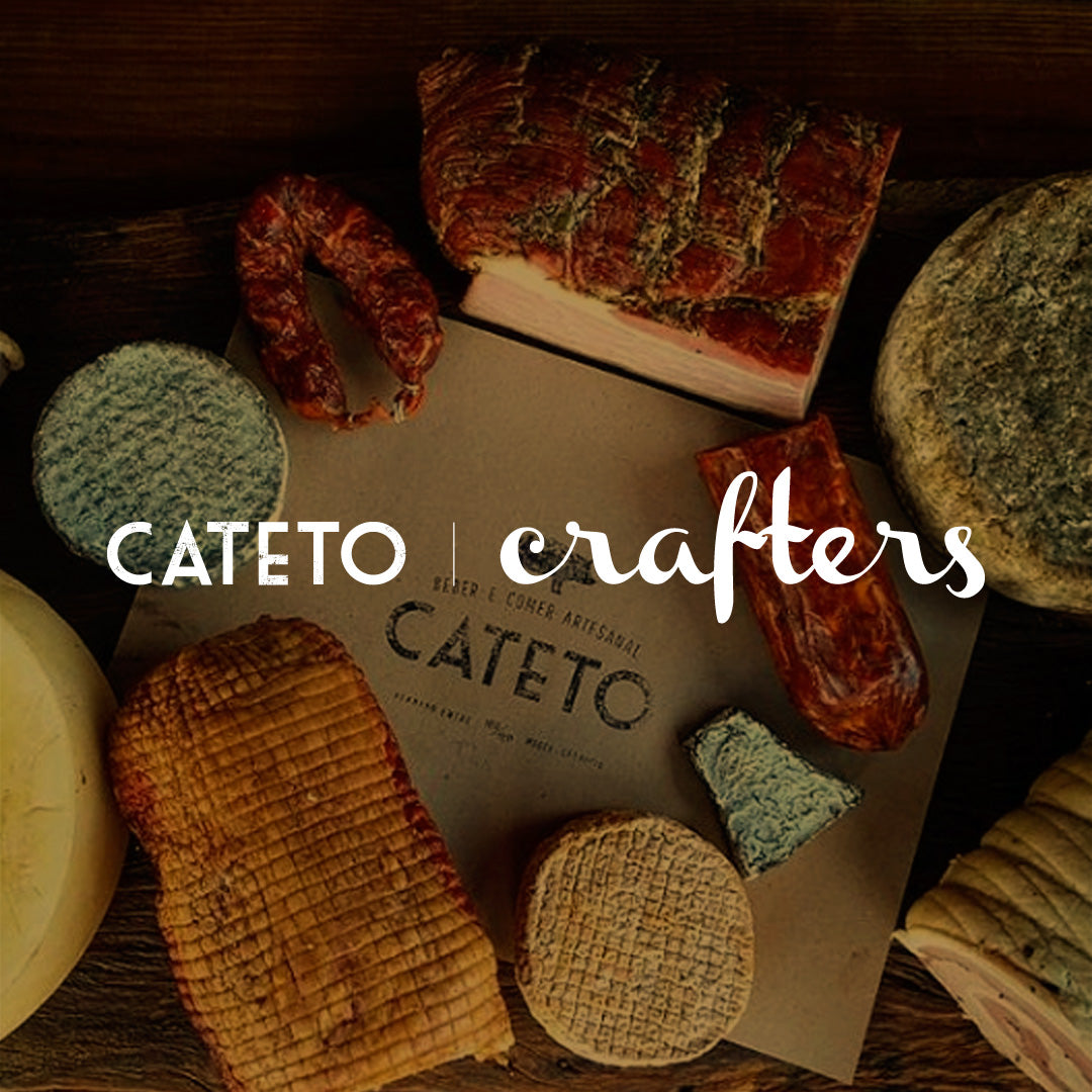 Cateto é CRAFTERS