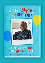 Special Birthday Digital Card