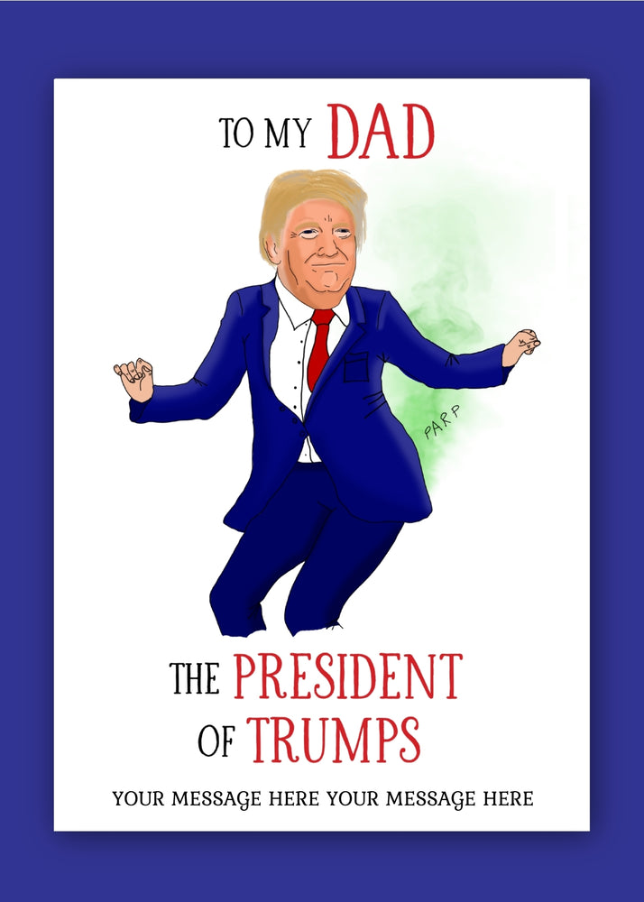 Trump Dad Digital Card