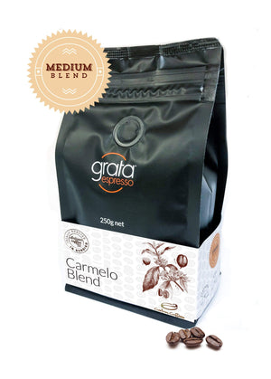 Carmelo Blend - Custom Coffees