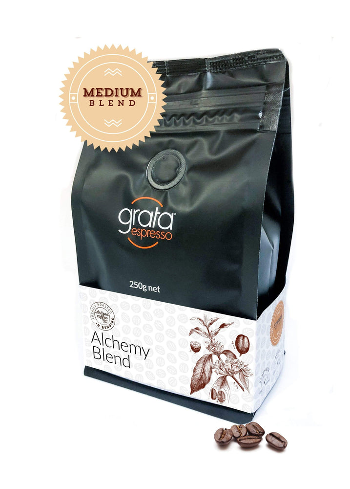 Alchemy Blend - Custom Coffees