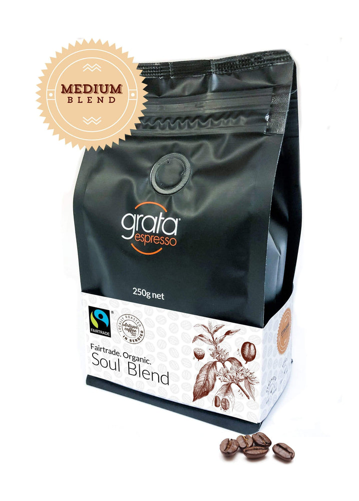 FTO Soul Blend - Custom Coffees