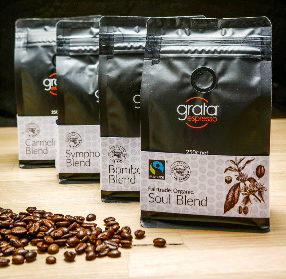 Load image into Gallery viewer, Tasting Four Pack - Custom Coffees