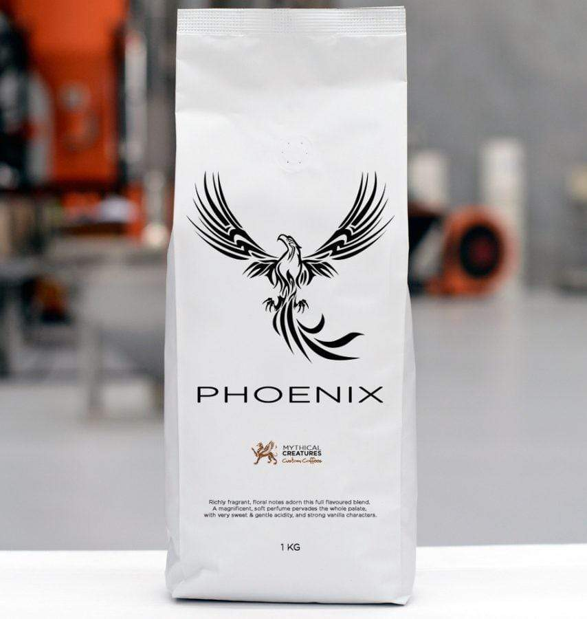 Phoenix - Limited Edition Coffee. - Custom Coffees