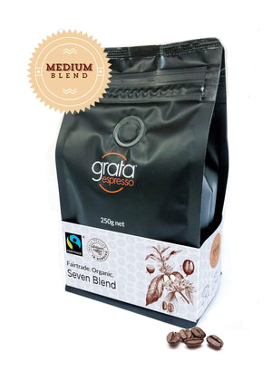 FTO Seven Blend - Custom Coffees