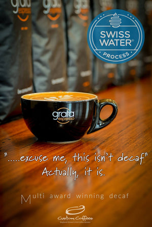 Load image into Gallery viewer, Swiss Water Decaf - Custom Coffees