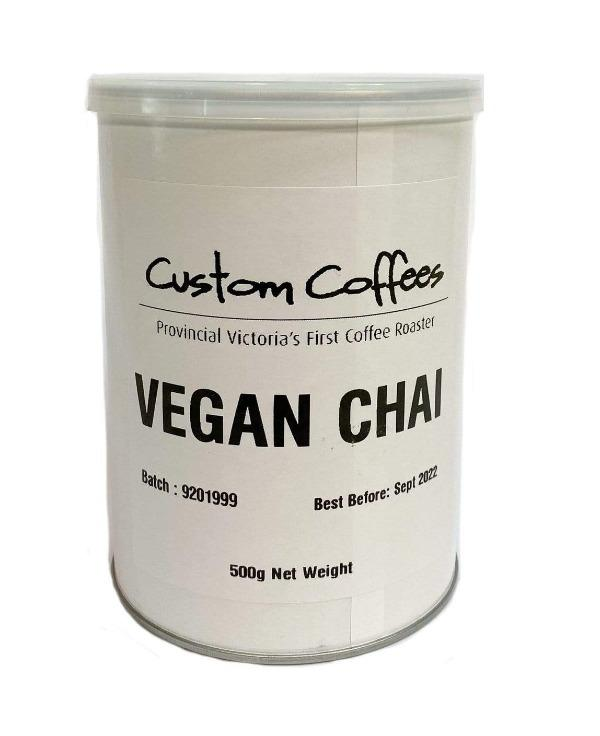 Vegan Chai - 500gms - Custom Coffees