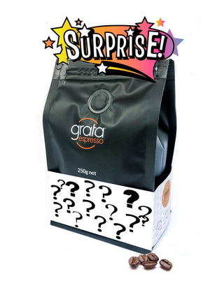 Surprise Coffee! - Custom Coffees