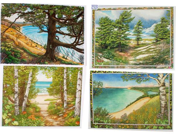 Cards of Leelanau County, Multi-Pack