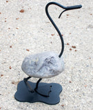 Stone and Metal Sculptures