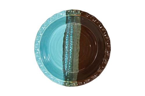 Pottery Pie Plate