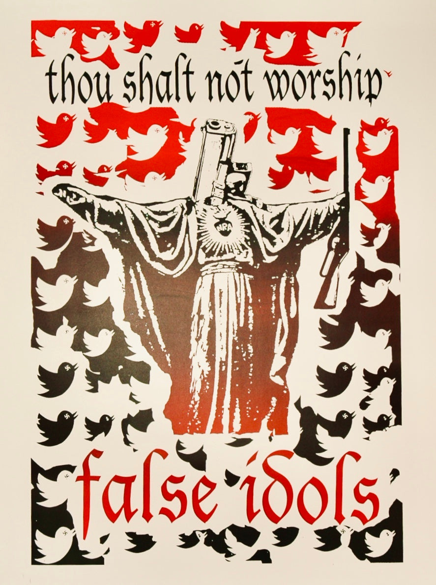 Thou Shalt Not Worship False Idols