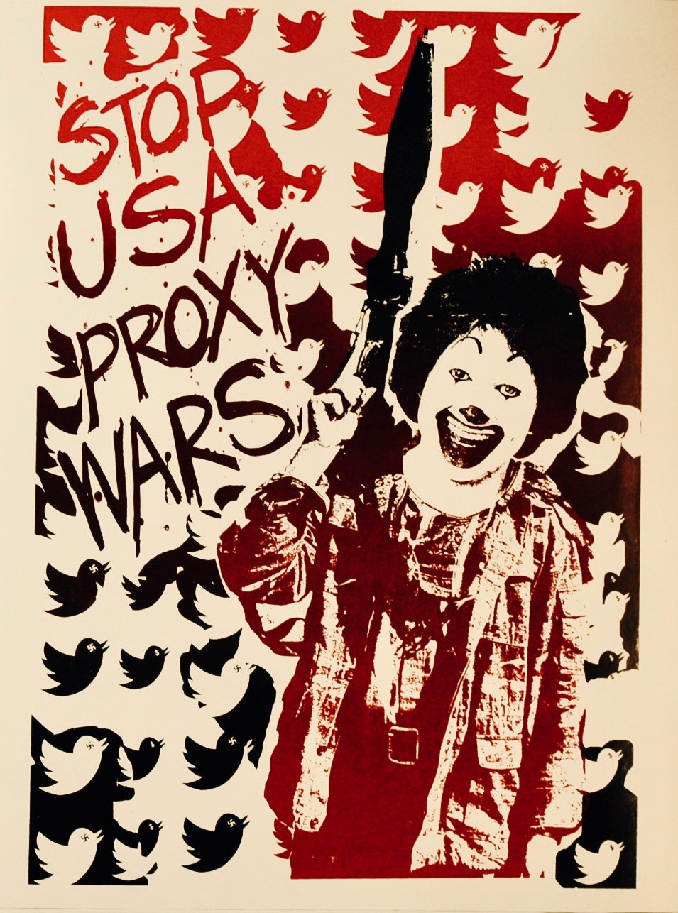 Stop USA Proxy Wars