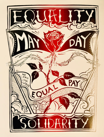 May Day, Equal Pay