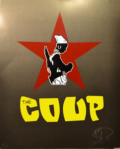 The Coup Poster