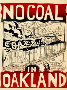 No Coal in Oakland