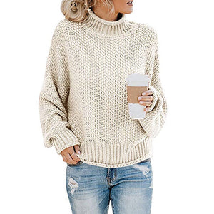 Marina Knitted Sweater In Cream