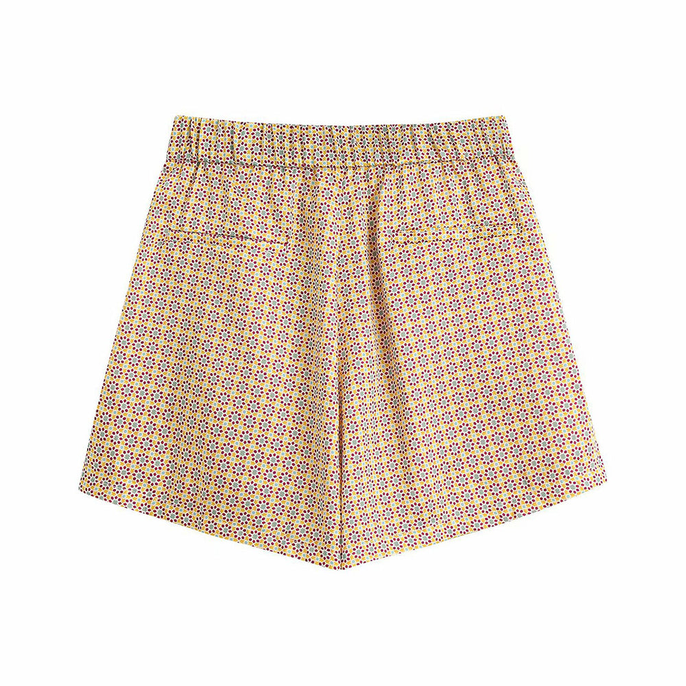 Juliette Patterned Shorts