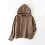 Logan Hoodie In Brown