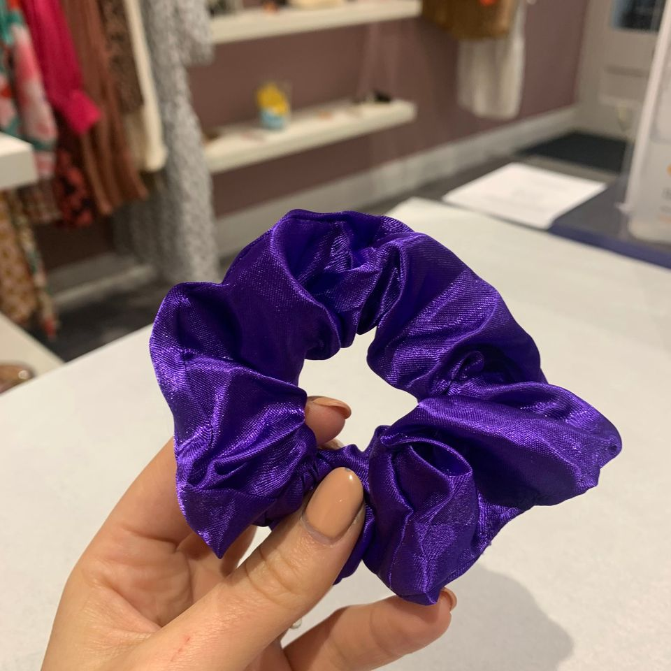 Milly Silky Scrunchie