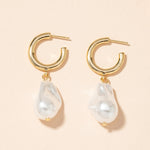 Maisie Pearl Drop Earrings