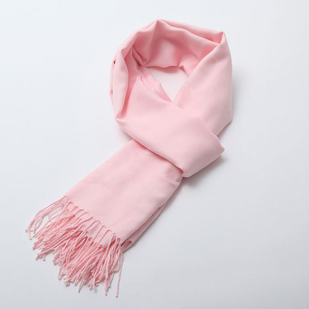 Luna Scarf In Baby Pink