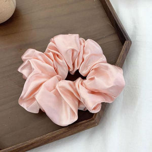 Athena Large Scrunchie In Pink