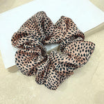 Adisa Pattern Scrunchie In Brown