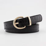 Remi Belt In Black