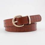 Remi Belt In Brown