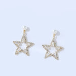 Lydia Sparkle Star Earrings
