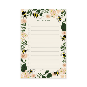 Pen + Pillar Busy Bee Notepad