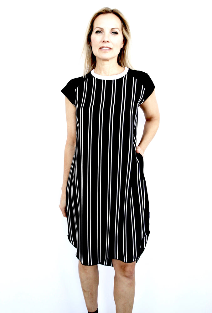 T-Shirt Dress (with pockets, of course)
