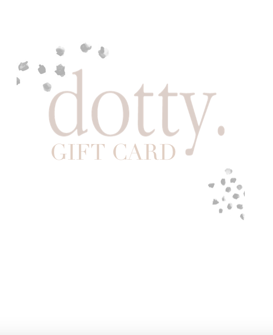 Dotty Gift Card