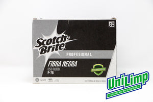 Fibra Negra Scotch Brite P76