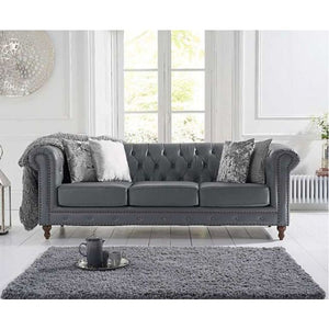 PT30263 3-seater-sofas Mark Harris Furniture - Montrose Grey
