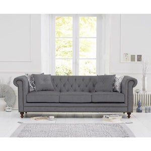 PT32148 3-seater-sofas Mark Harris Furniture - Montrose Grey