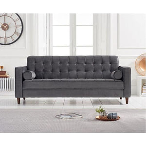 PT35015 3-seater-sofas Mark Harris Furniture - Riviera Grey