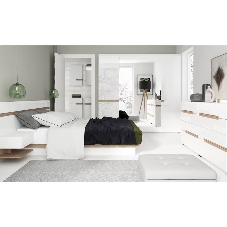 4029344P Beds Furniture To Go - Chelsea - 186cm wide Super