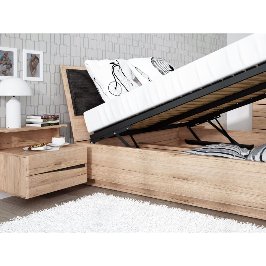 4039145 Beds Furniture To Go - Kensington - 140cm Double Bed